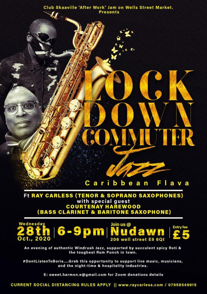 Lockdown Commuter Jazz 2020